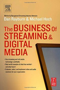 The Business of Streaming and Digital Media (Paperback)-cover