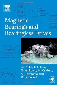 Magnetic Bearings and Bearingless Drives-cover
