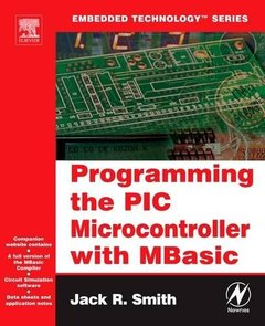 Programming the PIC Microcontroller with MBASIC-cover