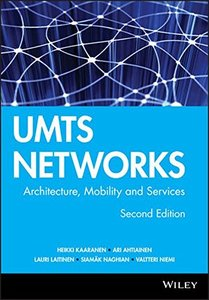 UMTS Networks: Architecture, Mobility and Services, 2/e-cover