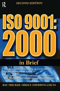 ISO 9001: 2000 In Brief, 2/e (Paperback)-cover