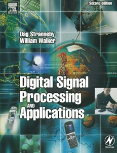 Digital Signal Processing and Applications, 2/e-cover