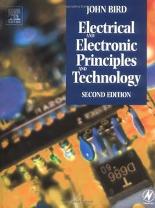 Electrical and Electronic Principles and Technology, 2/e-cover
