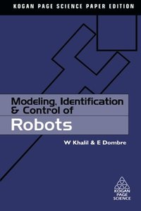 Modeling, Identification & Control Of Robots-cover