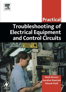 Practical Troubleshooting of Electrical Equipment and Control Circuits-cover
