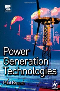 Power Generation Technologies (Paperback)-cover