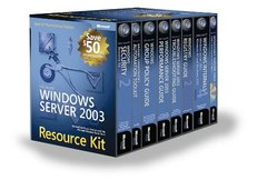 Microsoft Windows 2003 Server Resource Kit: Special Promotion Edition-cover