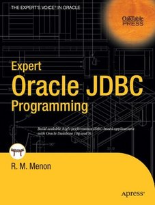 Expert Oracle JDBC Programming-cover