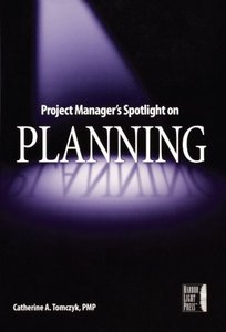 Project Manager's Spotlight on Planning-cover