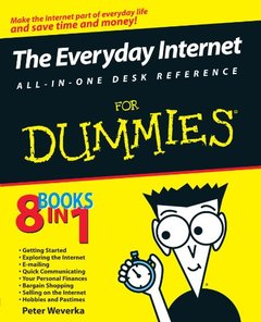 The Everyday Internet All-in-One Desk Reference For Dummies-cover