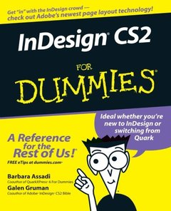 InDesign CS2 For Dummies-cover