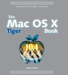 The Mac OS X Tiger Book-cover