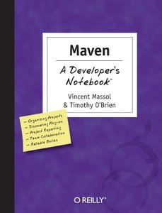 Maven : A Developer's Notebook-cover