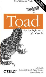 Toad Pocket Reference for Oracle, 2/e-cover