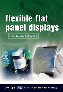 Flexible Flat Panel Displays-cover