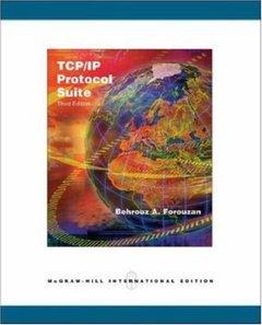 TCP/IP Protocol Suite, 3/e (美國版ISBN:0072967722)-cover