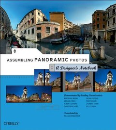 Assembling Panoramic Photos : A Designer's Notebook-cover