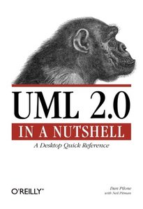 UML 2.0 in a Nutshell (Paperback)-cover