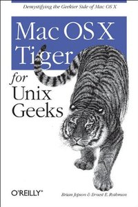 Mac OS X Tiger for Unix Geeks,3/e-cover