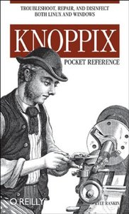 Knoppix Pocket Reference (Paperback)-cover