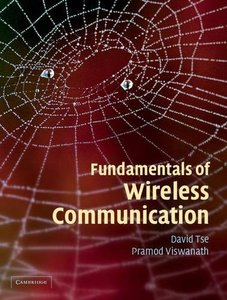 Fundamentals of Wireless Communication (Hardcover)-cover
