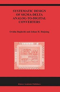Systematic Design of Sigma-Delta Analog-to-Digital Converters-cover