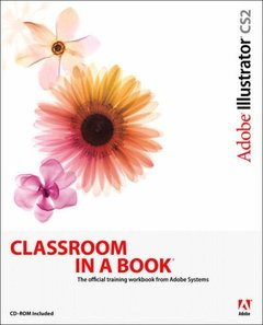 Adobe Illustrator CS2 Classroom in a Book-cover
