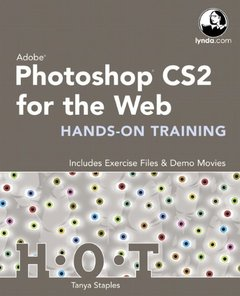 Adobe Photoshop CS2 for the Web Hands-On Training-cover
