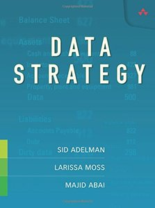 Data Strategy (Paperback)-cover