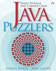Java Puzzlers: Traps, Pitfalls, and Corner Cases (Paperback)-cover
