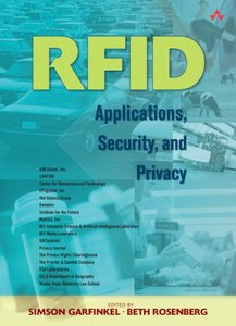 RFID : Applications, Security, and Privacy (Hardcover)-cover