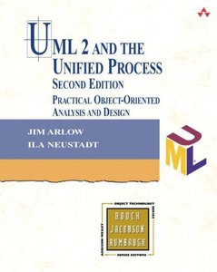 UML 2 and the Unified Process : Practical Object-Oriented Analysis and Design, 2/e-cover