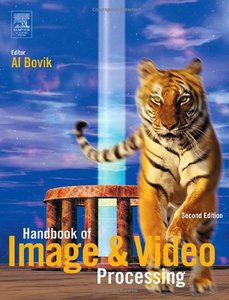 Handbook of Image and Video Processing, 2/e (Hardcover)-cover