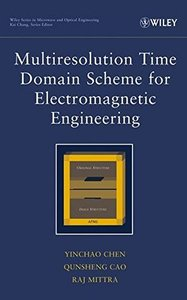 Multiresolution Time Domain Scheme for Electromagnetic Engineering-cover