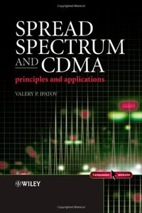 Spread Spectrum and CDMA: Principles and Applications (Hardcover)-cover