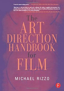 The Art Direction Handbook for Film (Paperback)-cover