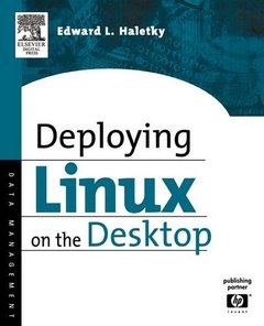 Deploying LINUX on the Desktop-cover