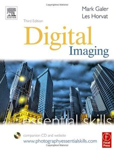 Digital Imaging : Essential Skills, 3/e (Paperback)-cover
