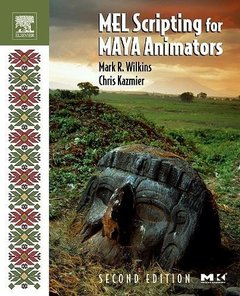 MEL Scripting for Maya Animators, 2/e (Paperback)-cover