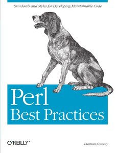 Perl Best Practices (Paperback)-cover