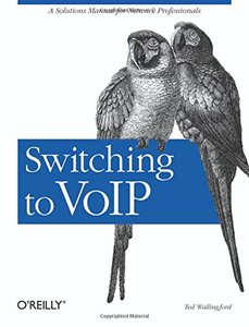 Switching to VoIP (Paperback)-cover