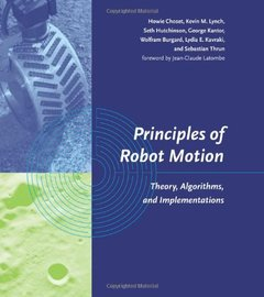 Principles of Robot Motion: Theory, Algorithms, and Implementations (Hardcover)-cover