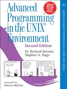Advanced Programming in the UNIX Environment, 2/e (Hardcover)-cover