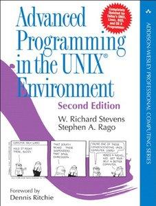 Advanced Programming in the UNIX Environment, 2/e (Hardcover)-cover