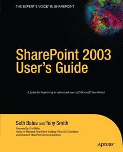 SharePoint 2003 User's Guide-cover