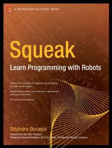 Squeak: Learn Programming with Robots (Paperback)-cover