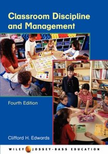 Classroom Discipline and Management, 4/e-cover