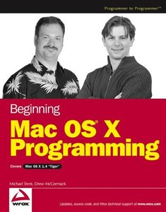 Beginning Mac OS X Programming-cover