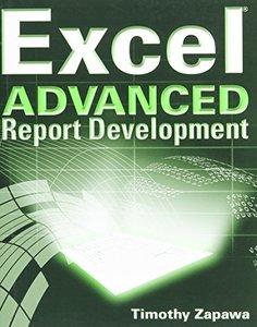 Excel Advanced Report Development-cover