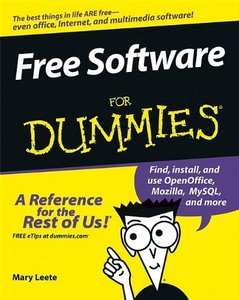 Free Software For Dummies-cover